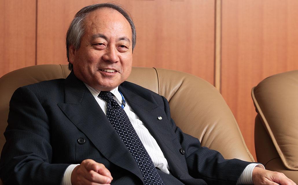 代表取締役社長 井上 隆治
